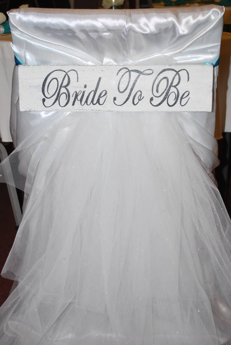 Bridal Shower Chair For Rent