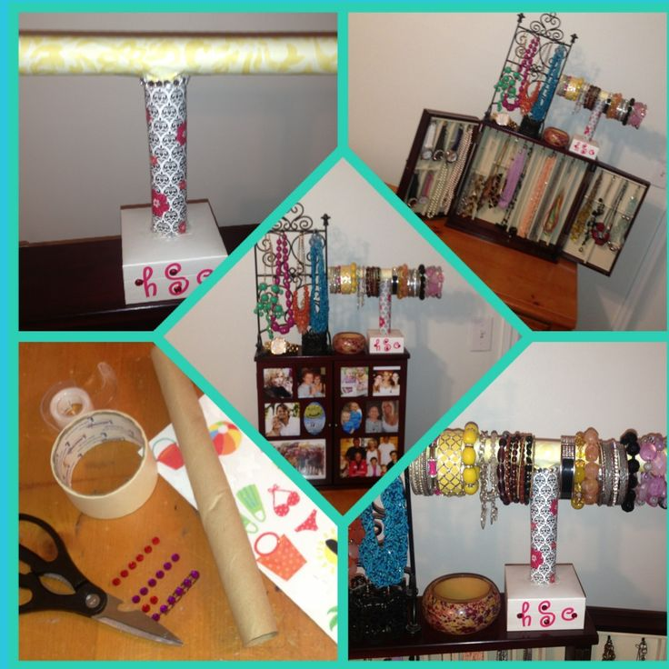 72 best images about paper roll redo on pinterest head for Toilet paper roll jewelry box