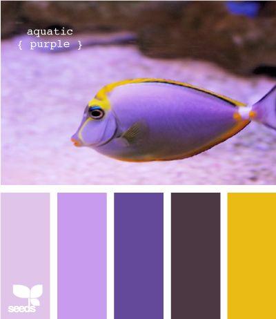 1000 ideas about purple color schemes on pinterest - Colores que combinan ...