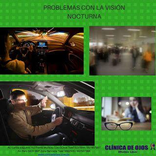 Clínica de Ojos Oftalmic Láser: PROBLEMAS CON LA VISIÓN NOCTURNA