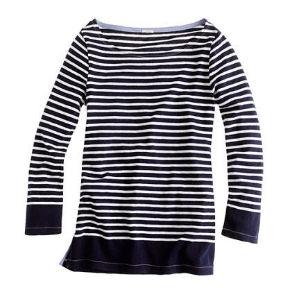 sailor boatneck tee: Style Fashion Beautiful, Sailors Boatneck, Boatneck Tees Crew, Crew Boatneck, Sailors Stripes, Tees Jcrew, Boatneck Stripes, White Stripes, Jcrew Sailors