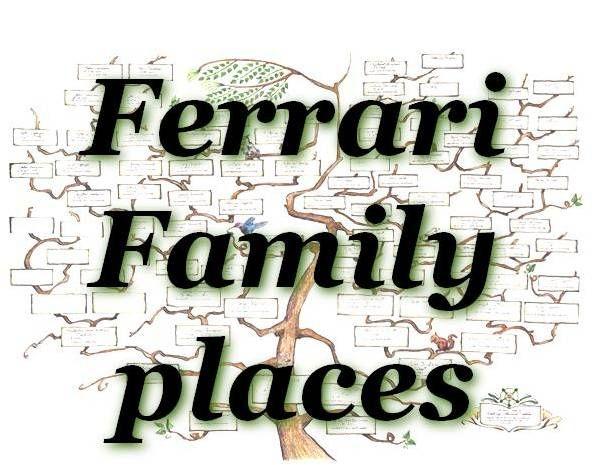 Visita los maravillosos  lugares Familia Ferrari con las personas Familia Ferrari.  #lugares #Familia #Ferrari #FFplaces #travel #tours #tourism