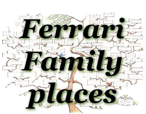 Ferrari Family people live in and wish to visit amazing places. #FerrariFamilyplaces #FFplaces