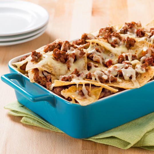 Créez la plus savoureuse recette de Lasagne-nachos. Tostitos® possède avec des directives étape par étape. Concoctez la meilleure/le meilleur pour n'importe quelle occasion.