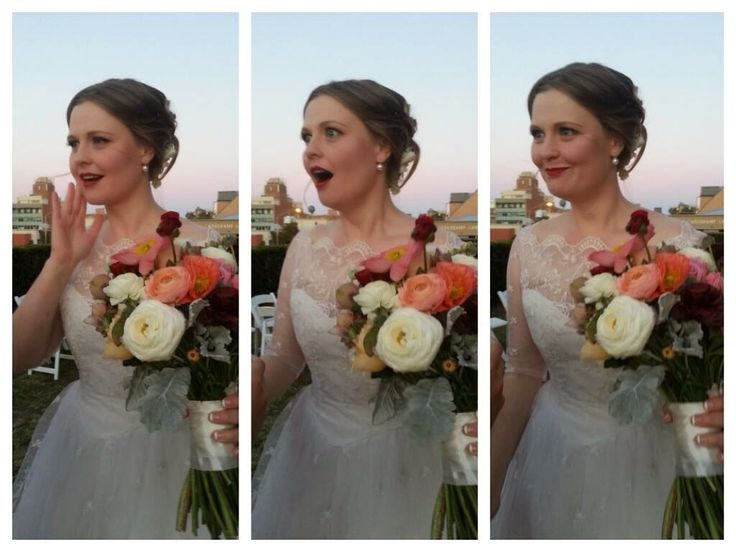 NOTSOPEACHIE: Every Wedding Dress Has A Story