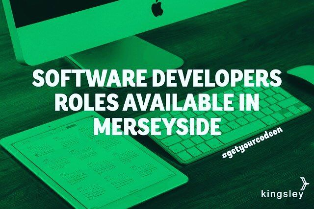 Are you a Software Developer? Contact Caroline today on 0151 242 1630 #it #tech #developer #software #reports #technology #sql #job #jobs #hiring #javascript #java #sql #sqlserver #oracle #bigdata #python #php #c #programming #itjobs #applynow #programmingjobs #developerjobs #liverpool #wirral #merseyside #itsliverpool