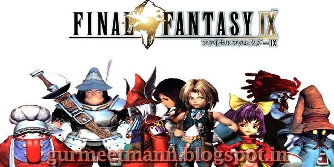 Final Fantasy IX - Free Full Download -  PC Games