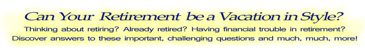 Are You Thinking About Life in Retirement But Still Job Hunting? | Vacationers in Style