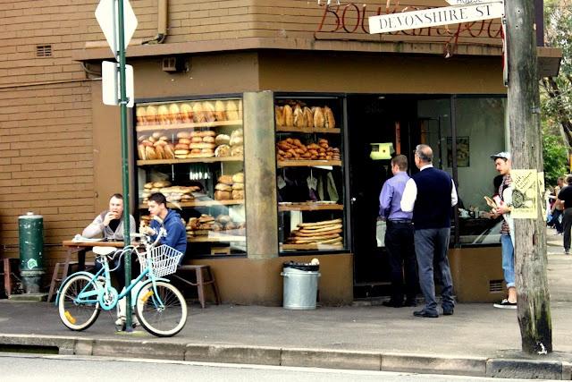 Bourke Street Bakery, Surry Hills.