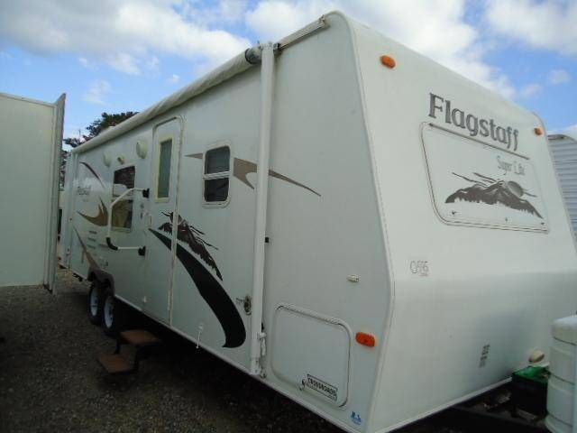 2009 Forest River Flagstaff Classic Super Lite 26rbss For Sale