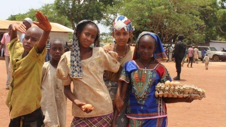Cameroun : Tranches de vie de jeunes réfugiés centrafricains du camp de Mbilé - Journal du Cameroun