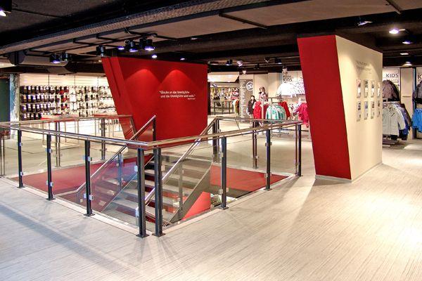 Vinylová podlaha Expona Design Effect Contour od Objectflor. / Vinyl flooring Expona Design Effect Contour, BOCA Praha.  http://www.bocapraha.cz/cs/produkt/354/expona-design-effect-contour/