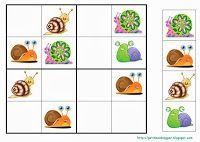 Sudoku escargot