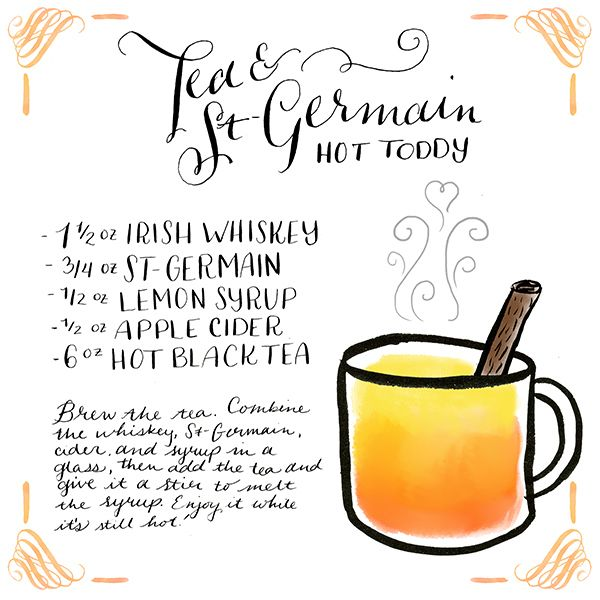 106 best hot toddy images on pinterest hot toddy for Hot toddy drink recipe