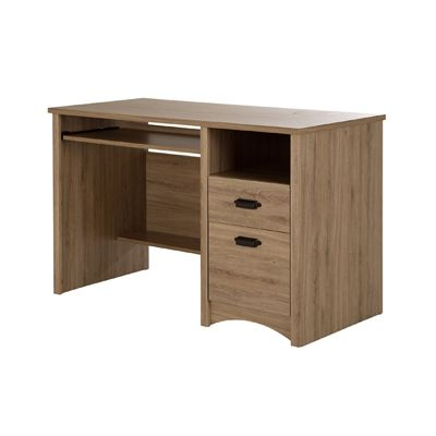 South Shore Furniture Gascony 2-Drawer Desk