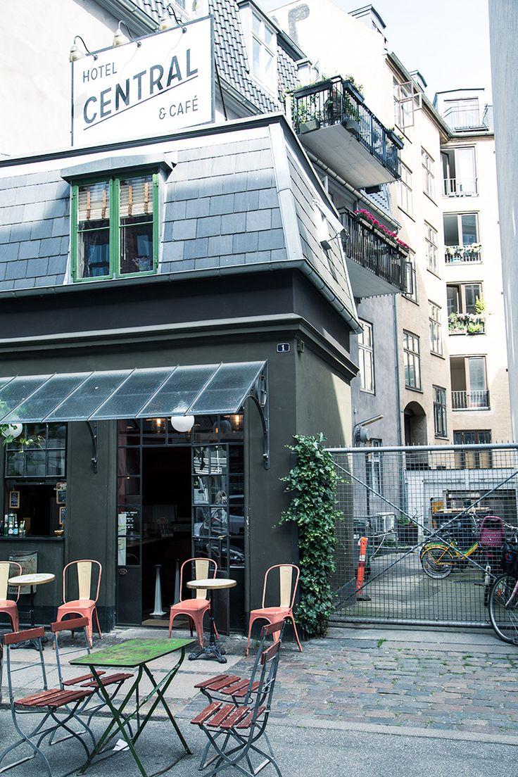 City Guide Copenhague par Mamie Boude