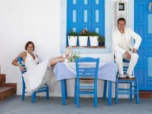 Karpathos ' de Griekse bruiloft'