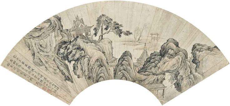 gao qipei paintings - Google Search