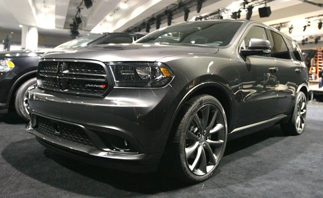 2016 dodge durango new design pics