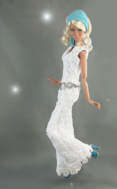 Lace Jumpsuit by Gwendolyns Treasures, via Flickr