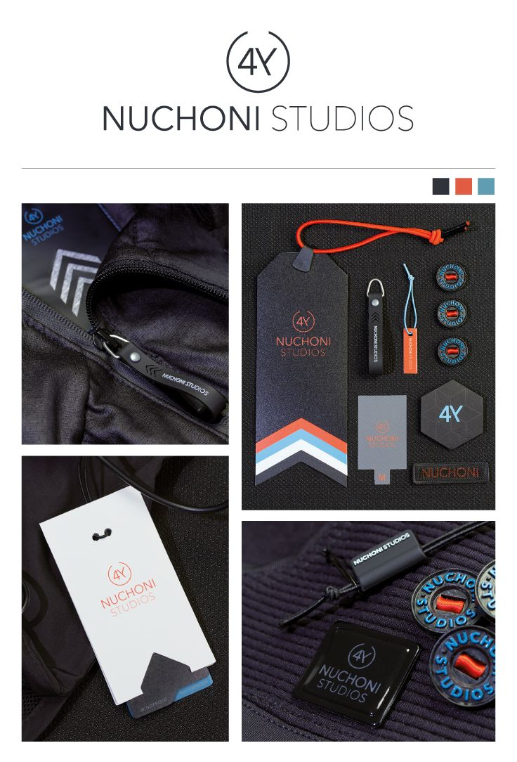 Nilorn Concept - Nuchoni Studios (Active Sport) is an active sportswear brand…