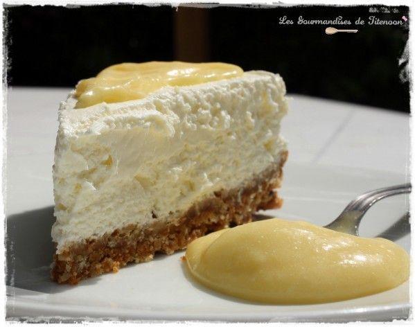 Cheesecake sans cuisson et sans gélatine de Jamie Oliver - Les Gourmandises de Titenoon