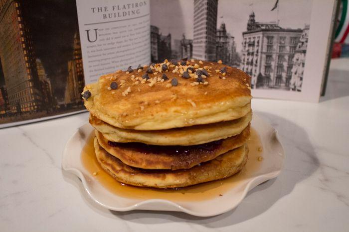 Dolce di pancake ricetta