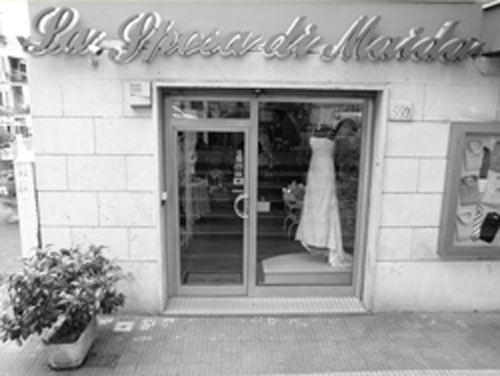 La Sposa di Maida  è un Atelier abiti da Sposa e cerimonia, situato in Via di Torrevecchia 559, nelle vicinanze del Centro Commerciale il Fontanile, nel quartiere Primavalle, zona Roma Primavalle – Battistini – Boccea. http://www.allrome.it/listings/la-sposa-di-maida/