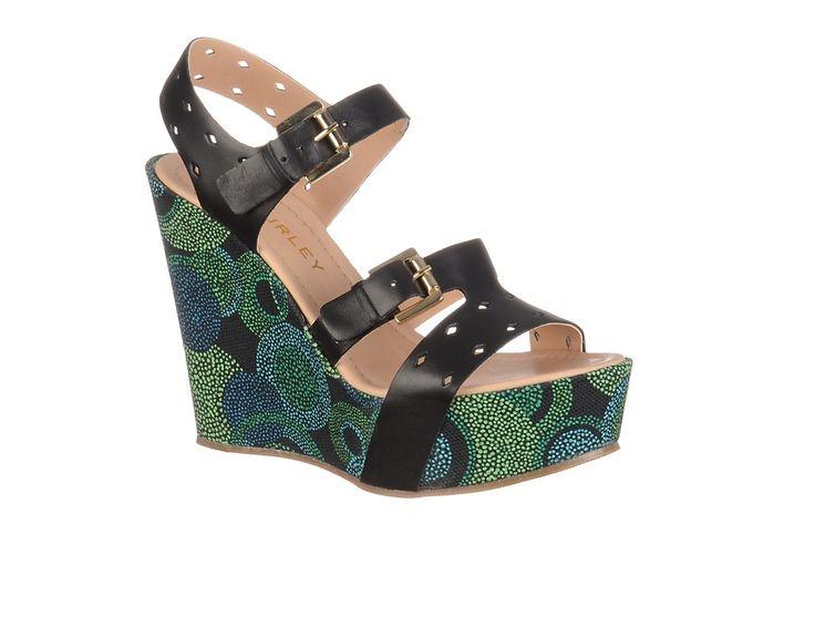 Sandale cu platforma,de dama - Sandale Marca Thurley.