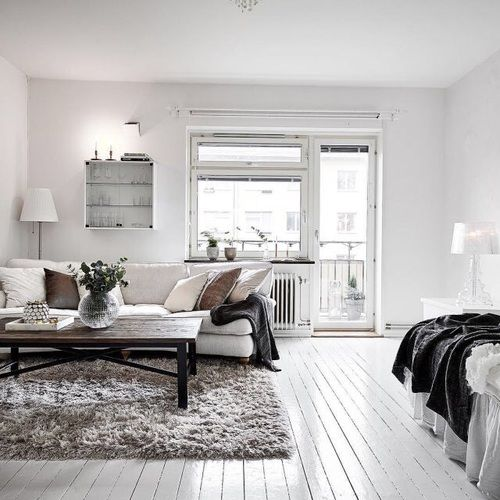 Image de home, white, and room