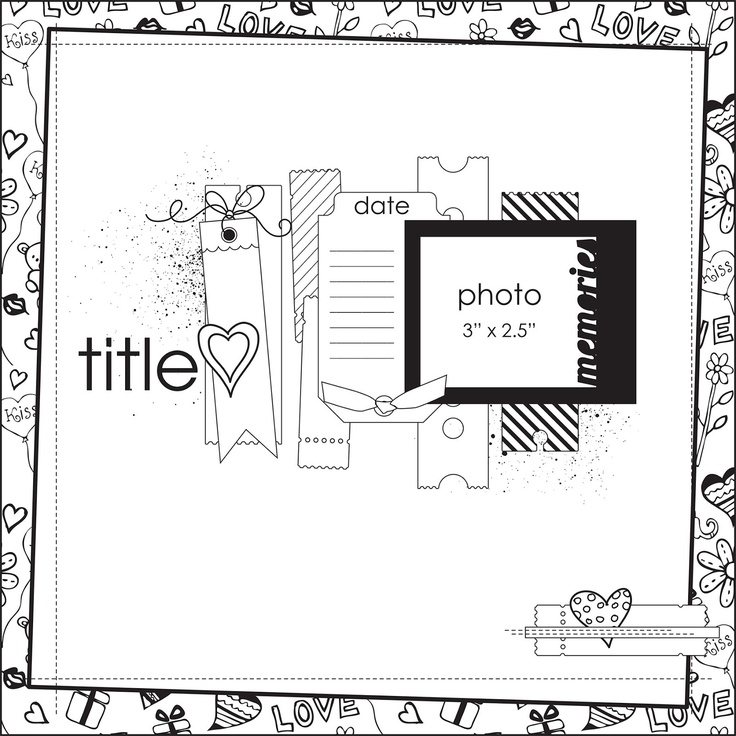 Lily Bee Design | Page Maps