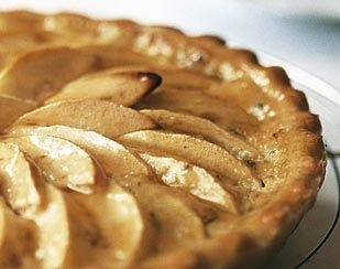 Apfelwähe (apple pie)