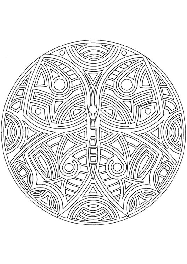 17 Best Images About Mandalas And Stress Relief On