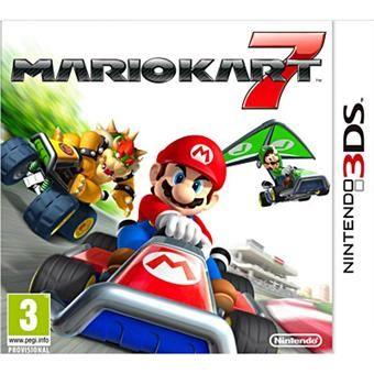 Mario Kart 3DS sur Nintendo 3DS - Jeux vidéo - Fnac.com