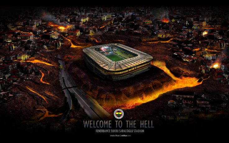 Temple of Us. Fenerbahçe SK. No way out!