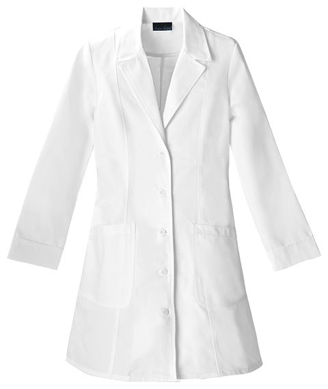Cherokee Medical 2410 Bata de Laboratorio para Mujer - BODEGA DE UNIFORMES: DICKIES| CHEROKEE| GREY'S ANATOMY| HEARTSOUL| CODE HAPPY|IGUANAMED| SLOGGERS