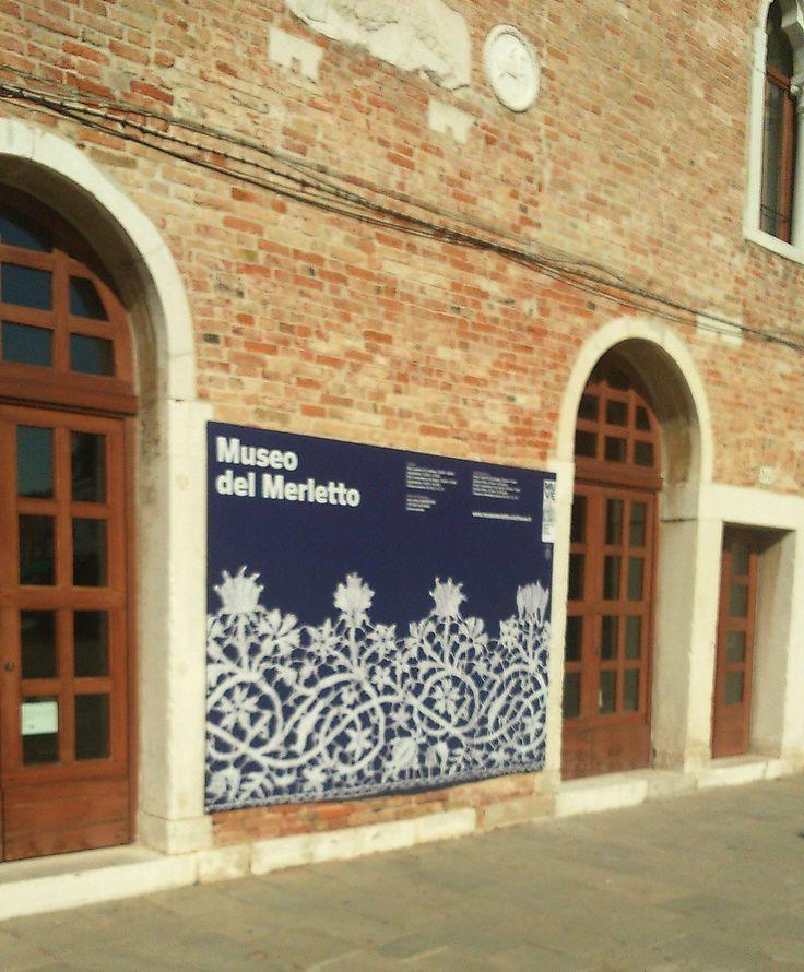 Burano Museo delMerletto