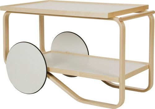 'Tea Trolley 901 by Artek. @2Modern'