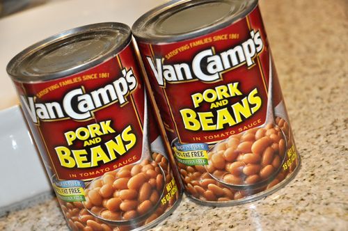 Easy Baked Beans - GOODEness Gracious