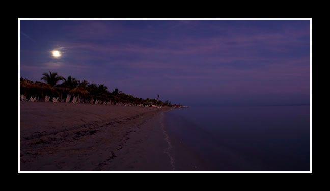 Cuba Sunset 3