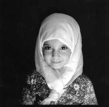 Little Girl in Islam :: Photo by Pino Bertelli