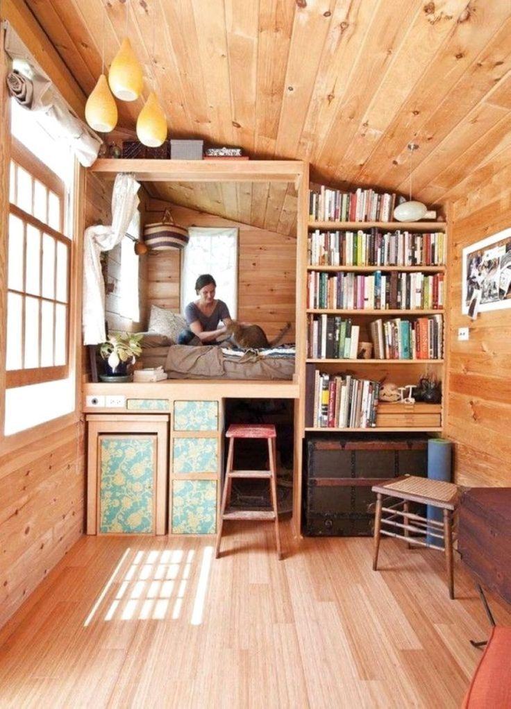 48 Best Tiny House Design Ideas 6 Comadecor Com Tiny House Design Comadecorcom Design Ho Tiny House Interior Design Tiny House Design Tiny House Living Room #tiny #house #living #room #ideas