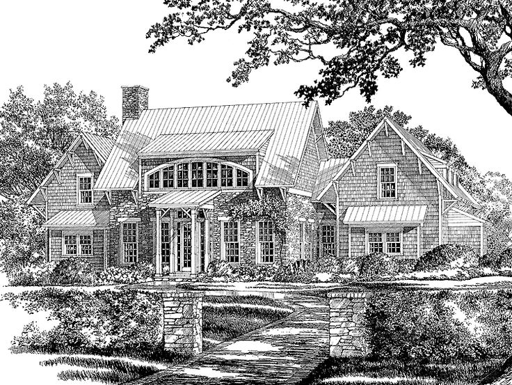 393 best house plans traditional images on pinterest | southern