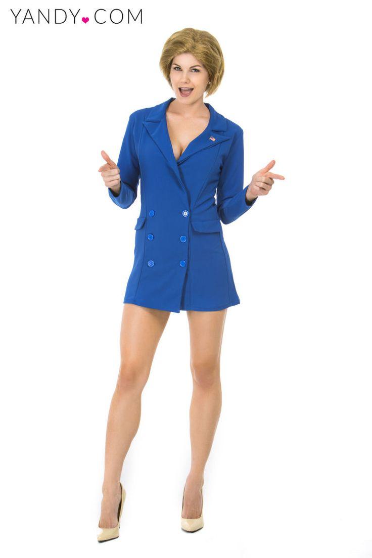 Best 25+ Hillary clinton costume ideas only on Pinterest | Donald ...