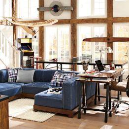 14 best Loft images on Pinterest | Teen lounge rooms, Teen hangout ...