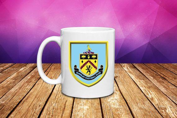 Burnley F.C. Premier League Coffee/Tea/Hot Chocolate by Giftiara