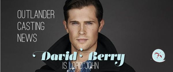 Outlander Casting News: Lord John Grey - That's Normal