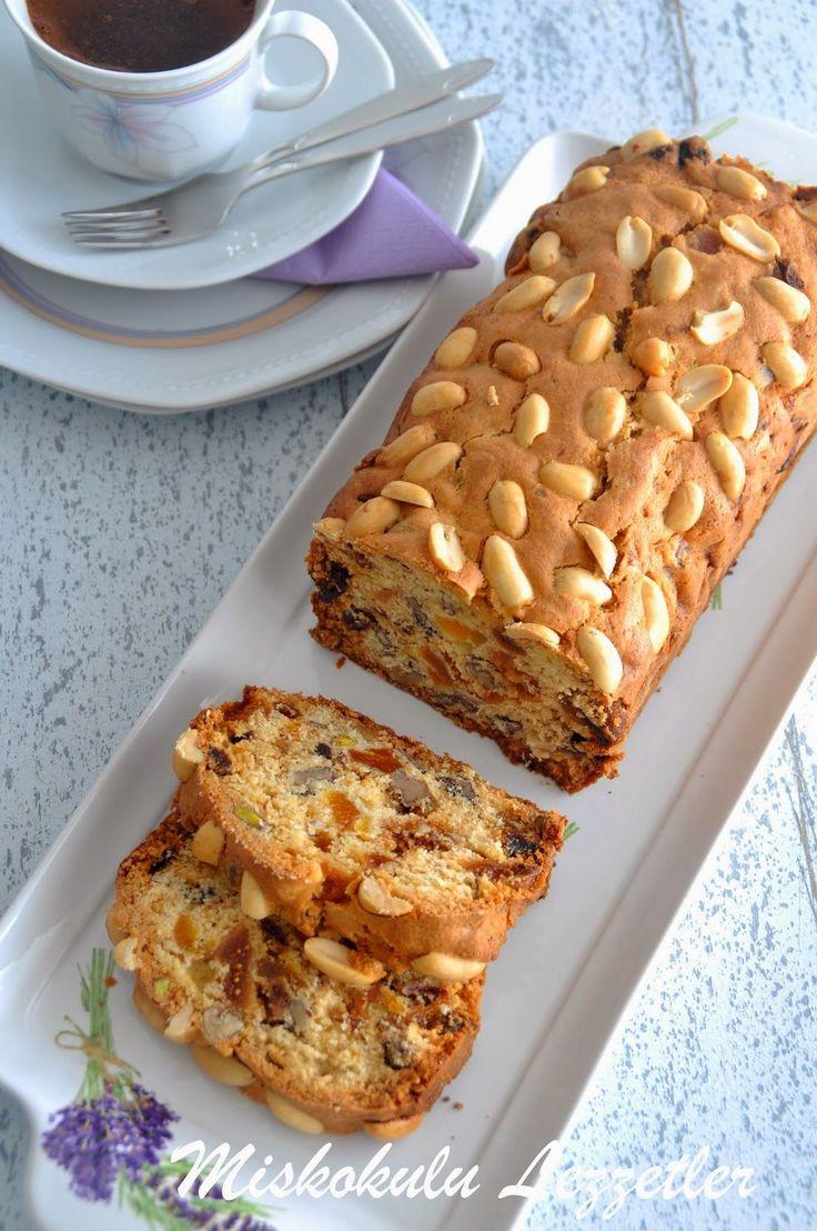 miskokulu lezzetler: İngiliz Keki