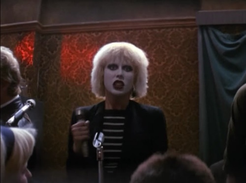 Hazel O'Connor in Breaking Glass