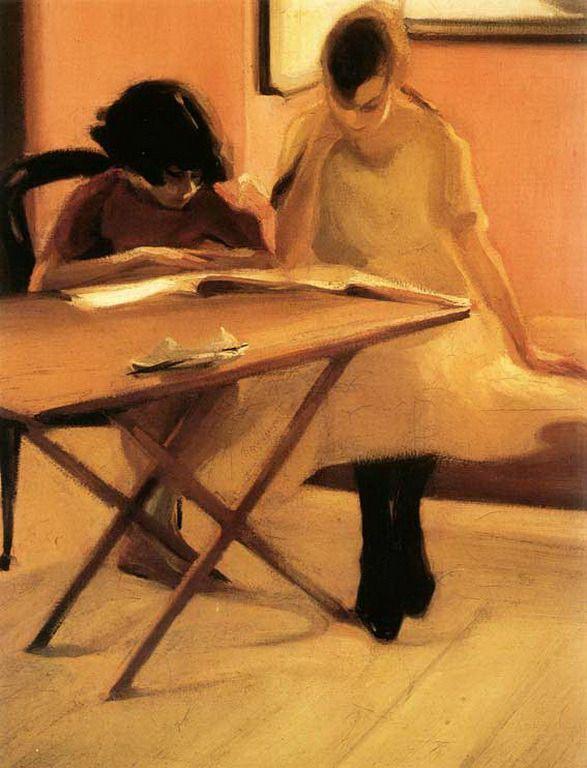 .:. Οικονόμου Μιχαήλ – Michail Oikonomou [1888-1933] Κοριτσάκια